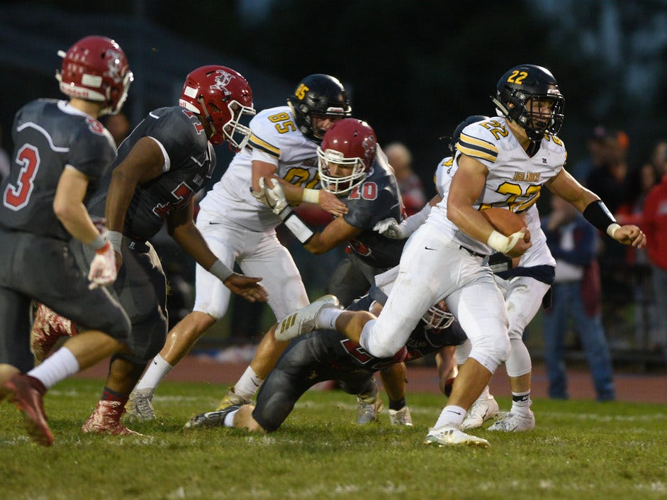Recruiting process heats up for West Milford's Zack Milko
