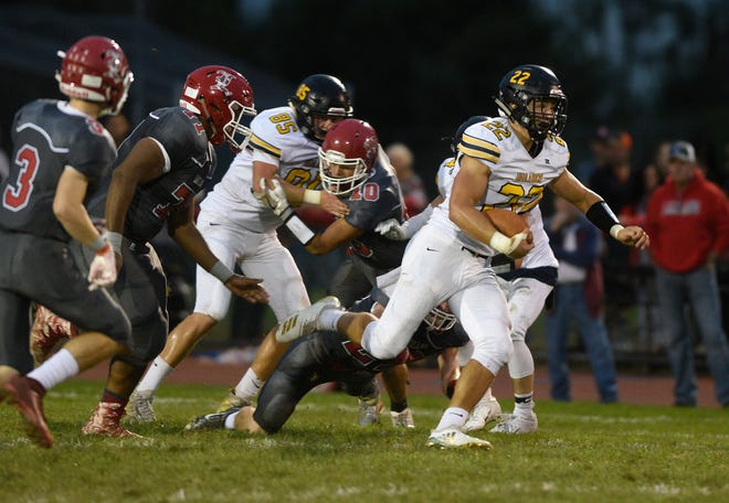 West Milford senior football standout Zack Milko has been in contact with several college coaches and programs over the last few weeks. Milko is expected to commit to a college leading up to National Signing Day on Feb. 6.