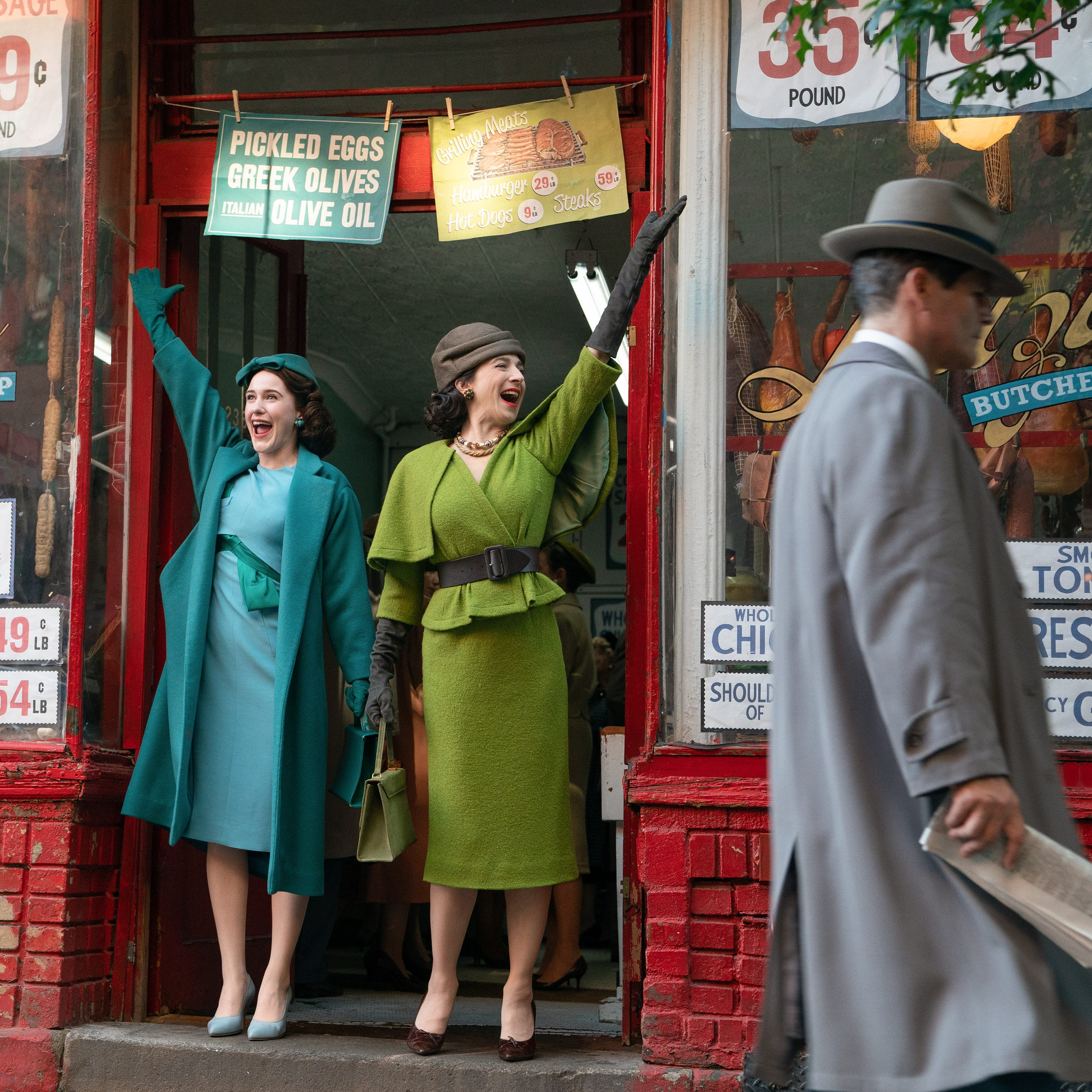 Golden Globe Awards: Michael Douglas, 'Marvelous Mrs. Maisel' among local nominees