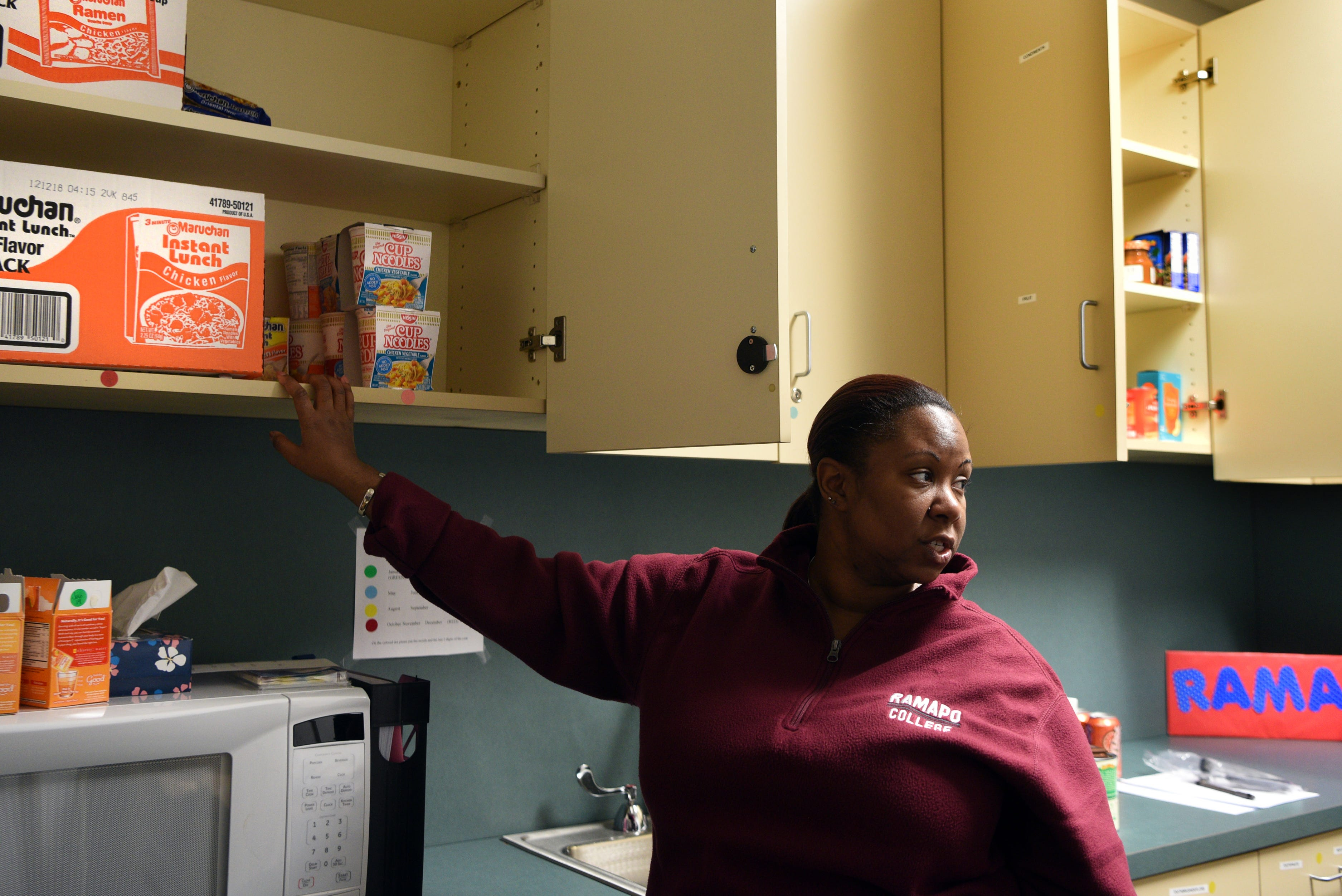 One Third Of College Freshmen Report >> Nj Colleges Opening Food Pantries To Help Students Get By