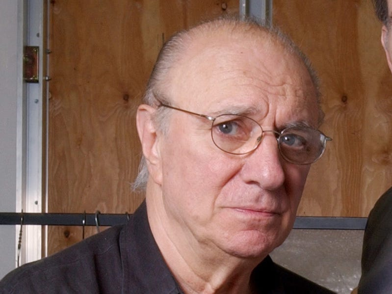 Actor Philip Bosco, shown in a Sept. 14, 2004 photo.