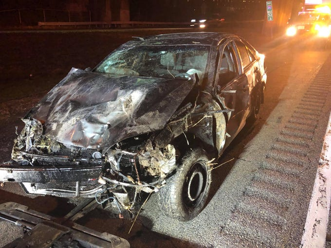 Car crash today nj