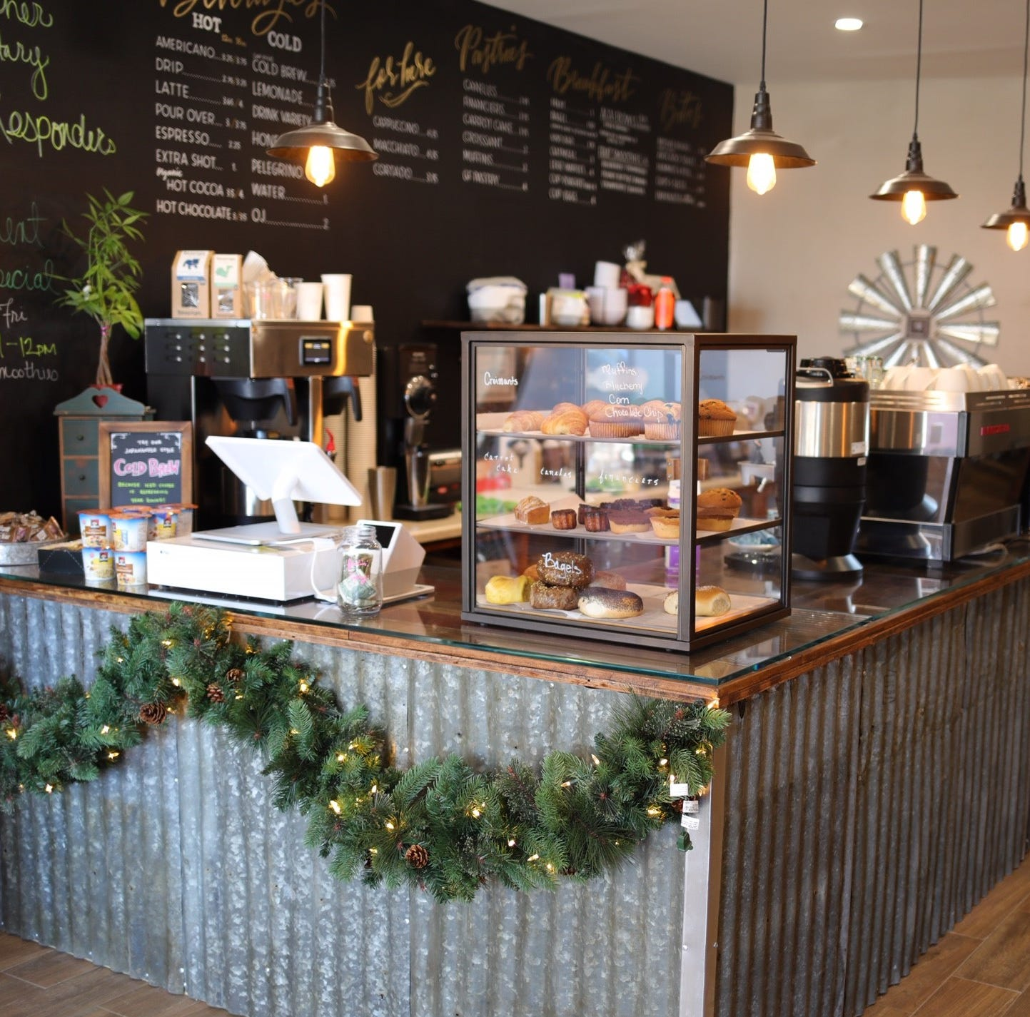 Now Open: Take-out or settle in at the cozy new cafe G.O.A.T. Coffeehouse in Lyndhurst