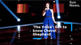 "Get to know NBC ""The Voice"" contestant Chevel Shepherd of Farmington."