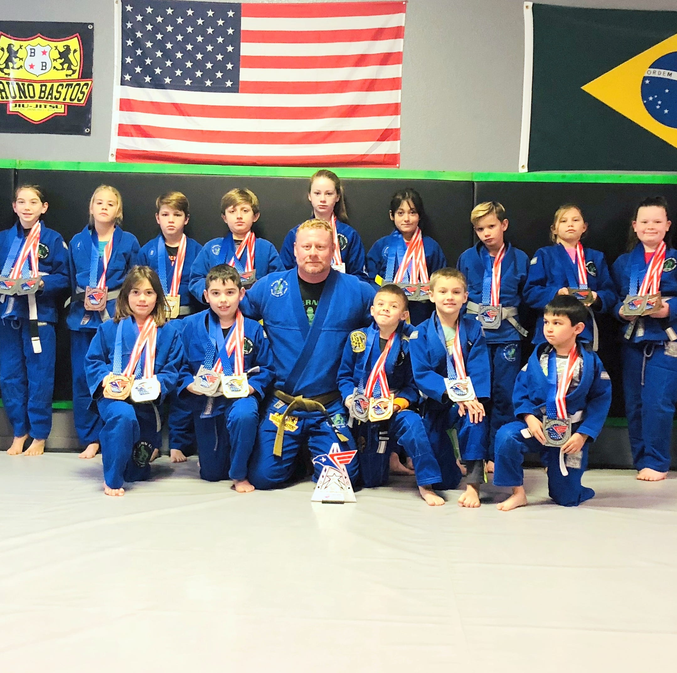 Cavern City BJJ takes second place at Albuquerque meet