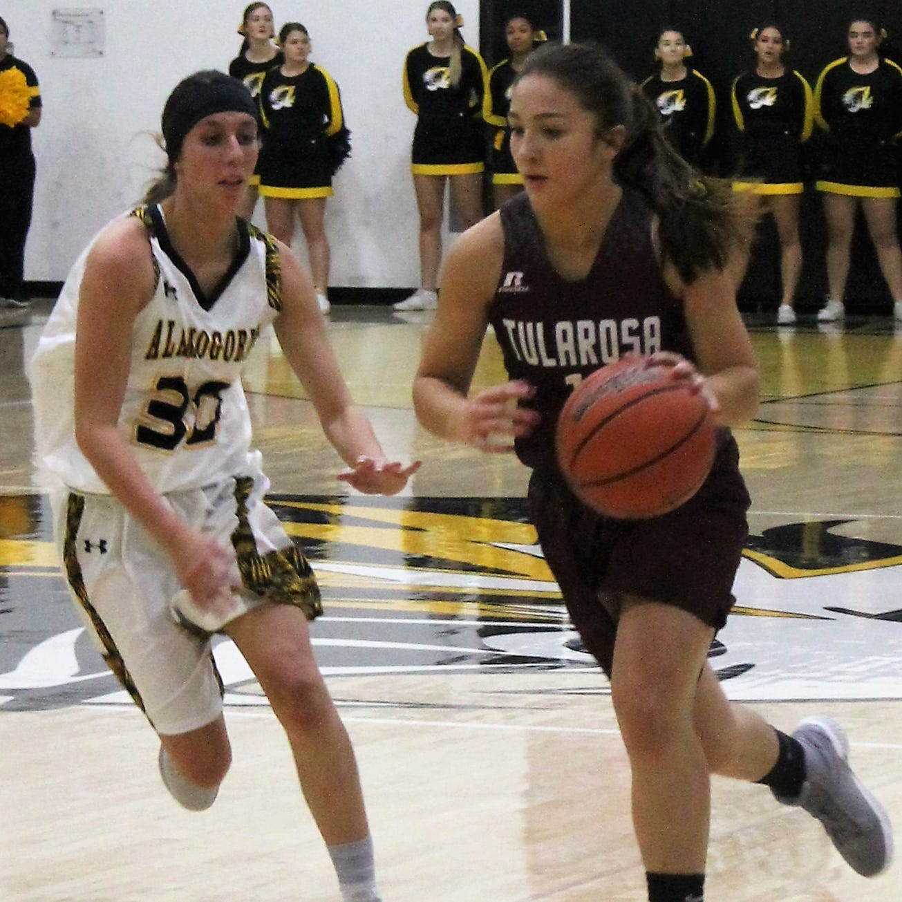 Lady Tigers pounced the Lady Wildcats 67-21 Tuesday