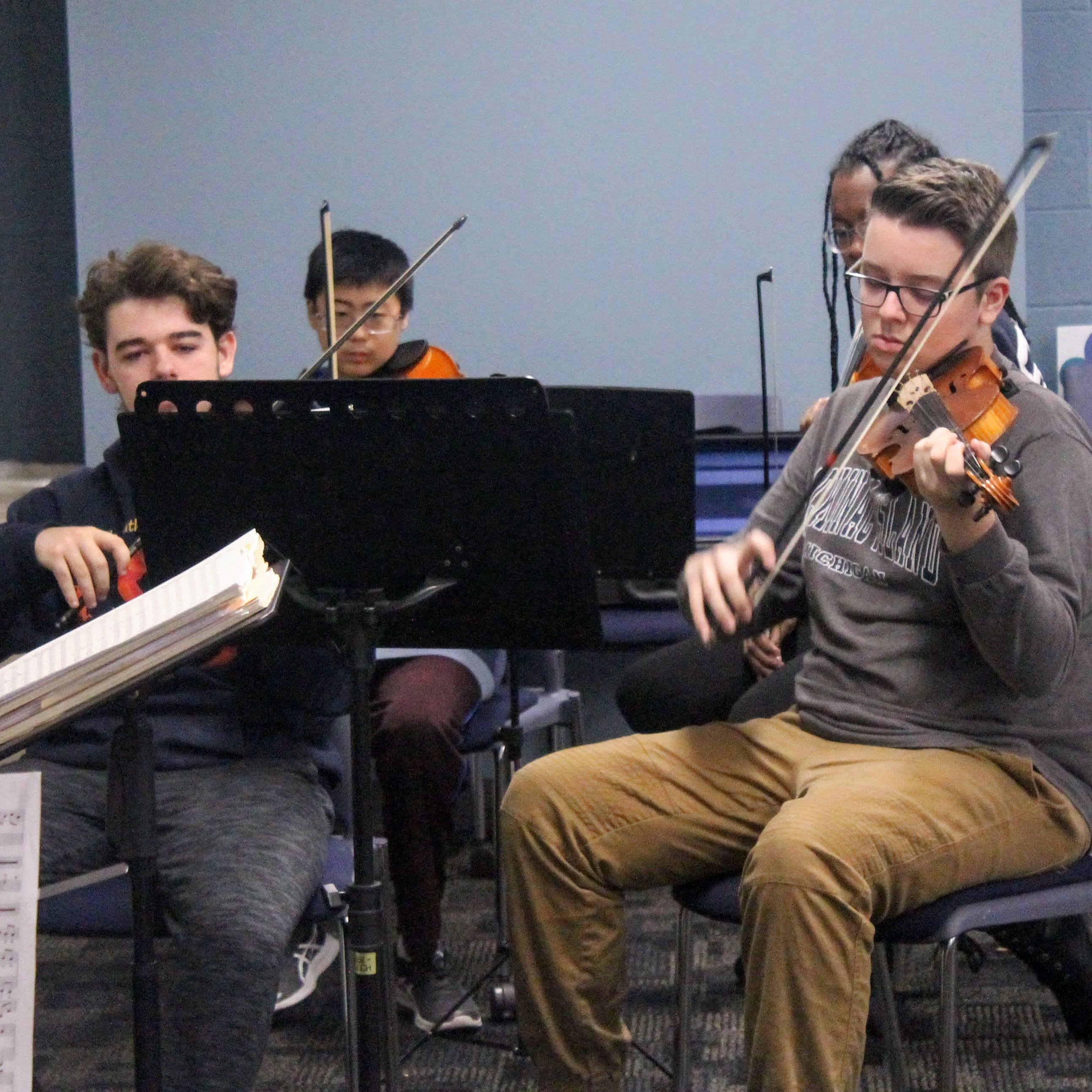 60 years of music flows from the Livonia Youth Symphony Orchestra