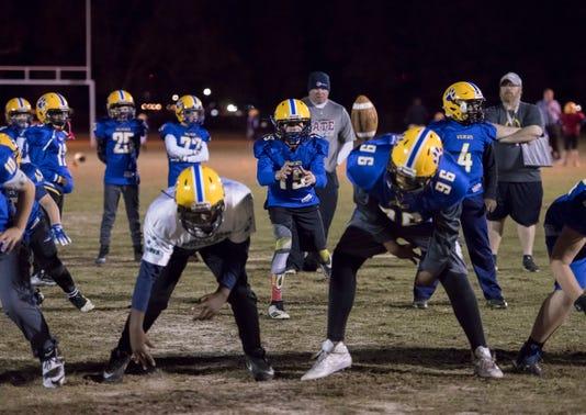 Nep Football Practice