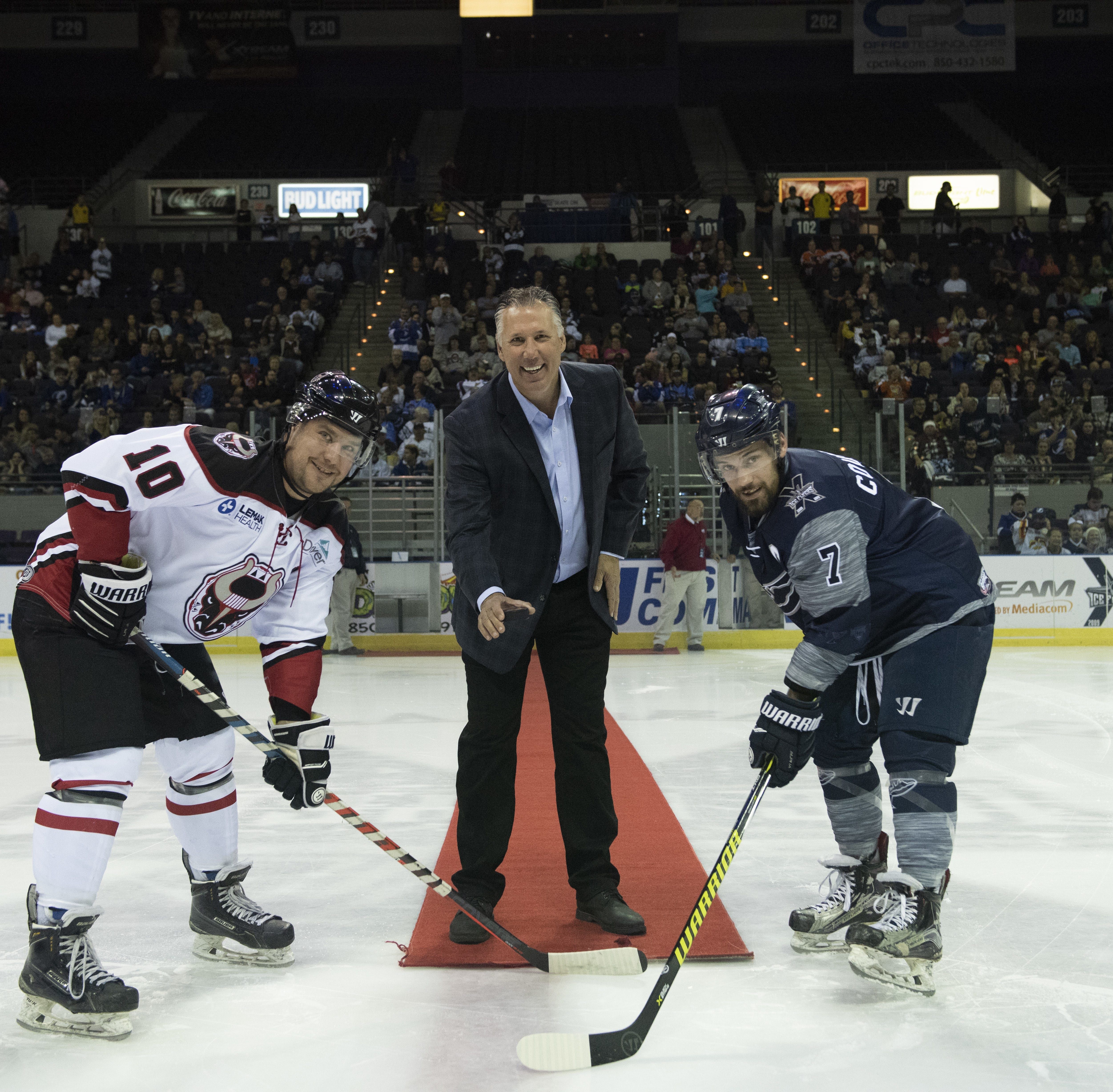 Hockey Hall of Famer Andreychuk part of Tampa Bay Lightning's Pensacola impact