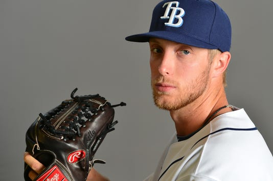 Mlb Tampa Bay Rays Photo Day