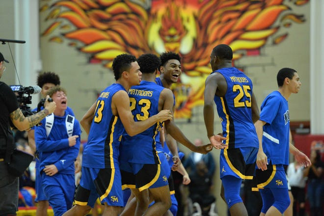 Shadow Mountain is back to compete in the 2019 Hoophall West at Scottsdale Chaparral High School.