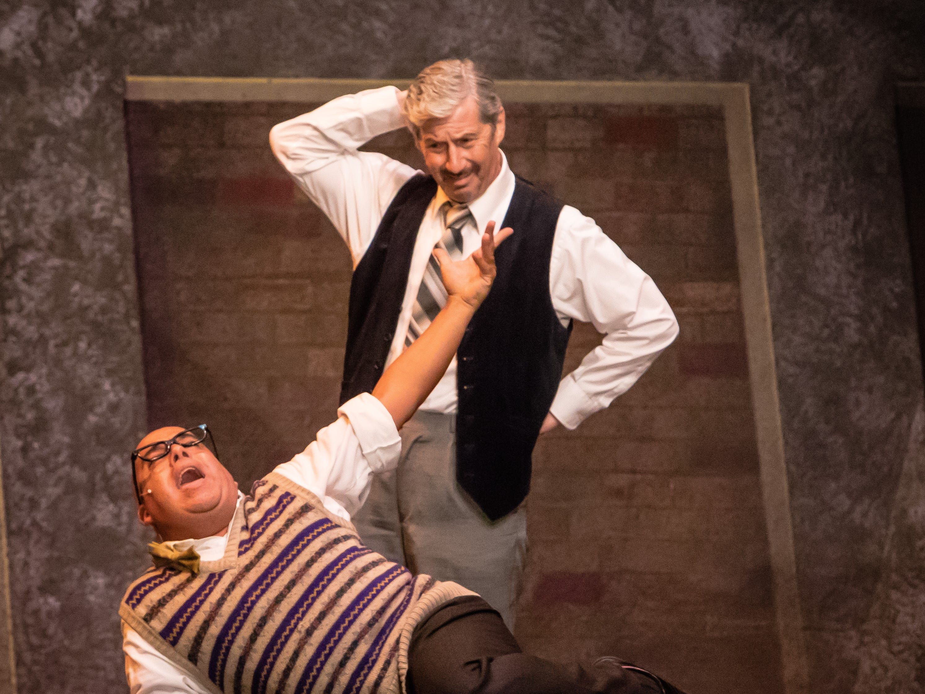 Stunt casting returns to Tempe with Charles Shaughnessy in 'A Christmas Carol'