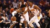 Phoenix Suns rookies Deandre Ayton struggles while De'Anthony Melton shines in 122-105 loss Tuesday to Sacramento Kings