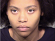 Brianna Alexus Works Jordan was arrested for armed robbery Tuesday