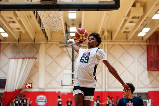 San Joaquin junior Jalen Green is rated by recruiting services as the No. 2 player in the nation in the 2020 class.