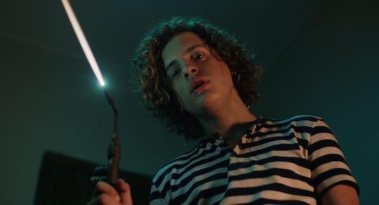 """Carlitos (Lorenzo Ferro) is initially a cat burglar who graduates to murder in """"El Ángel."""""""