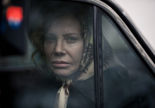 "Aurora (Cecilia Roth) worries about her son in ""El Ángel."""