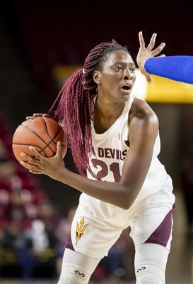 ASU persistence ensuring Sophie Elenga eligibility paying off for No. 17 Sun Devils