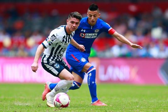 Cruz Azul V Monterrey Torneo Apertura 2018 Liga Mx