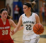 The Spackenkill girls basketball team discusses its season opening win, potential this season, and the addition of seventh-grader Simon Pelish.