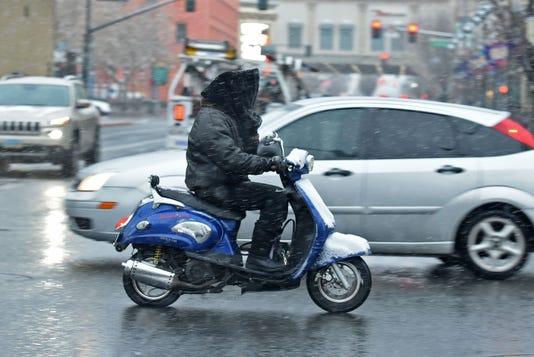 Reno Weather Motorcycle