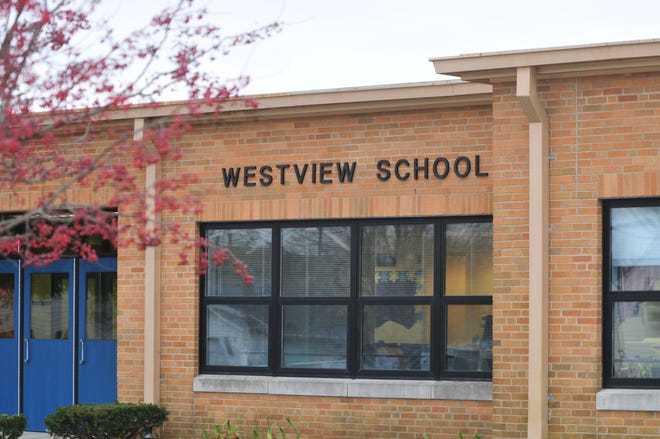 The Westville Elementary School Playground is in need of some upgrades and Johns Manville in Richmond recently donated money towards their fund for a new playground.