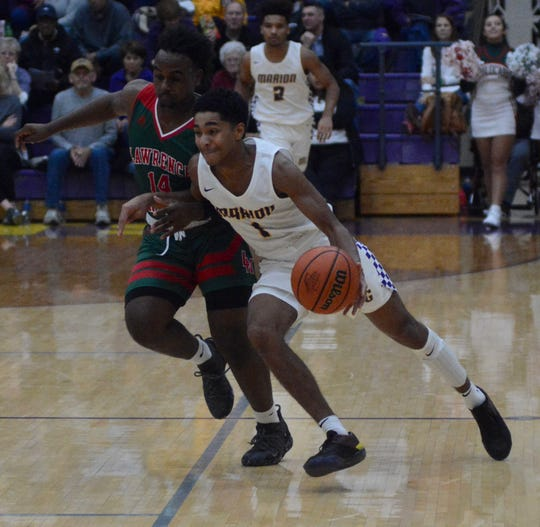 Marion sophomore Jalen Blackmon leads the NCC with 31.5 points per game.