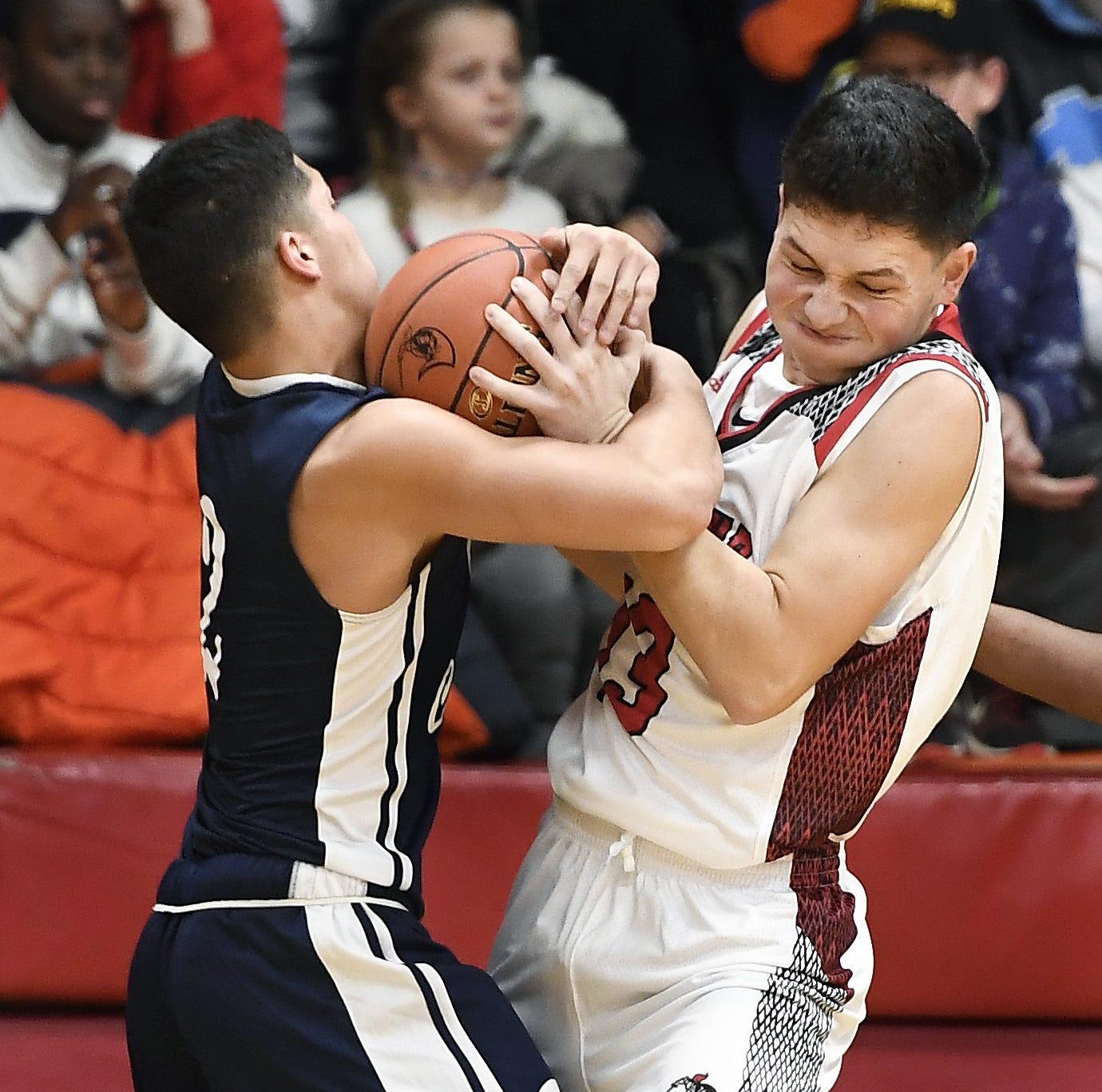 Section V high school boys basketball scores for Friday, Dec. 7