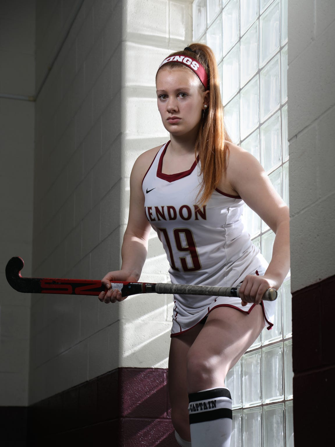 Pittsford Mendon's Leah Tolley is the All-Greater Rochester Field Hockey Player of the Year.