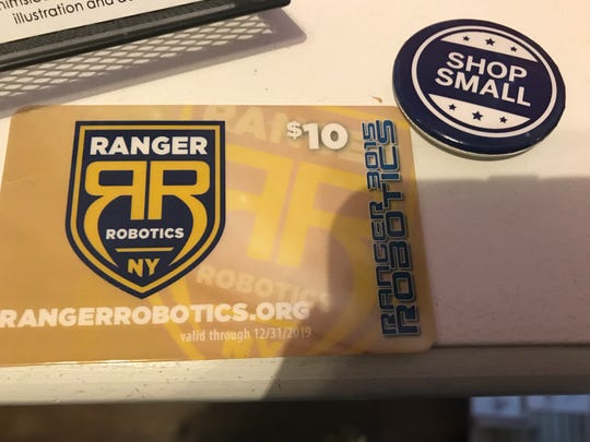 The Ranger Robotics discount card for $10 entitles holders to discounts to more than a dozen retailers.