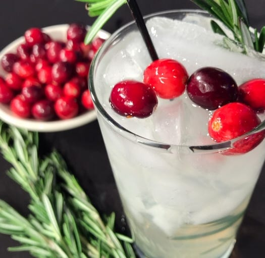 Three easy holiday cocktail recipes from home mixologists