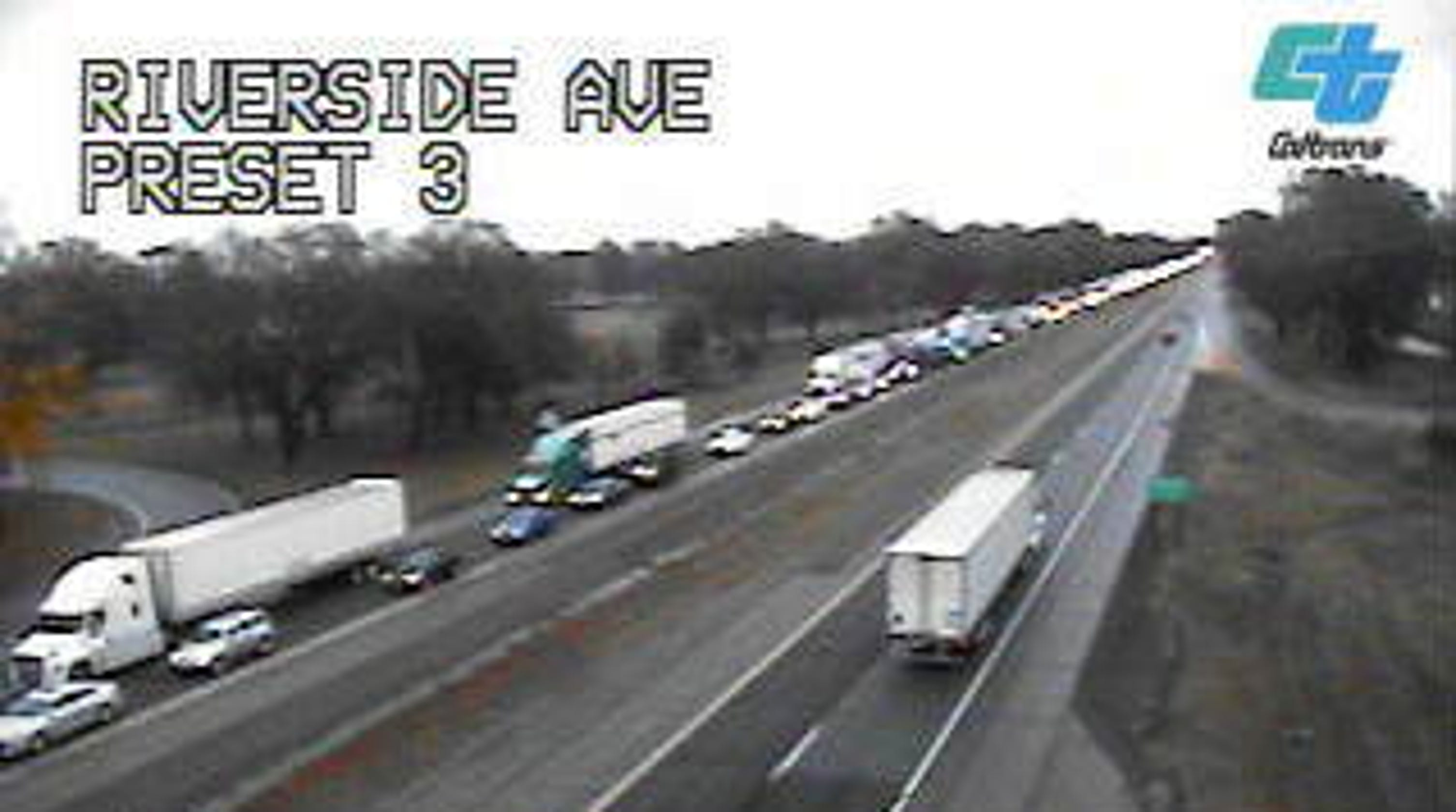 I-5 traffic back to normal after early morning crash