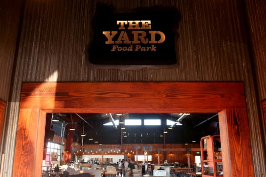 Johnny Wheels and the Swamp Donkeys will perform at The Yard Food Park on Saturday.