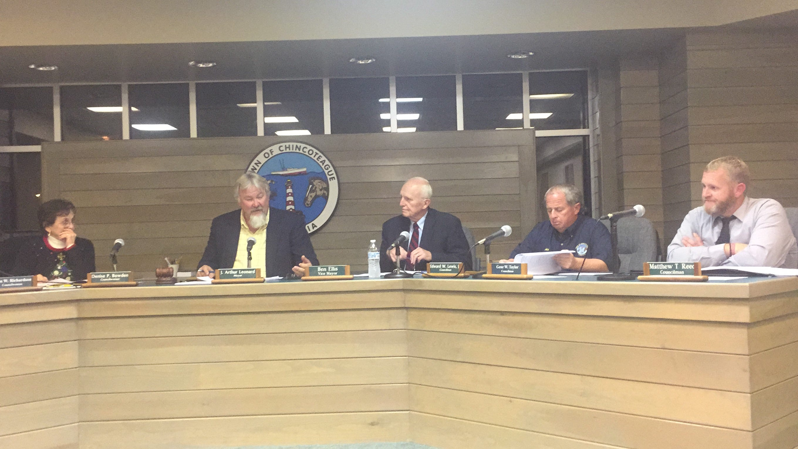 Sewer extension request puts Chincoteague campground sale on hold