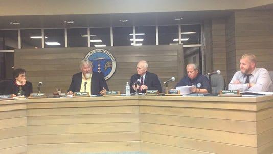 Chincoteague Town Council