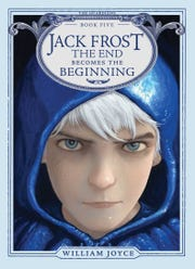 """Children's author and illustrator William Joyce releases new book, """"Jack Frost: The End Becomes the Beginning."""""""