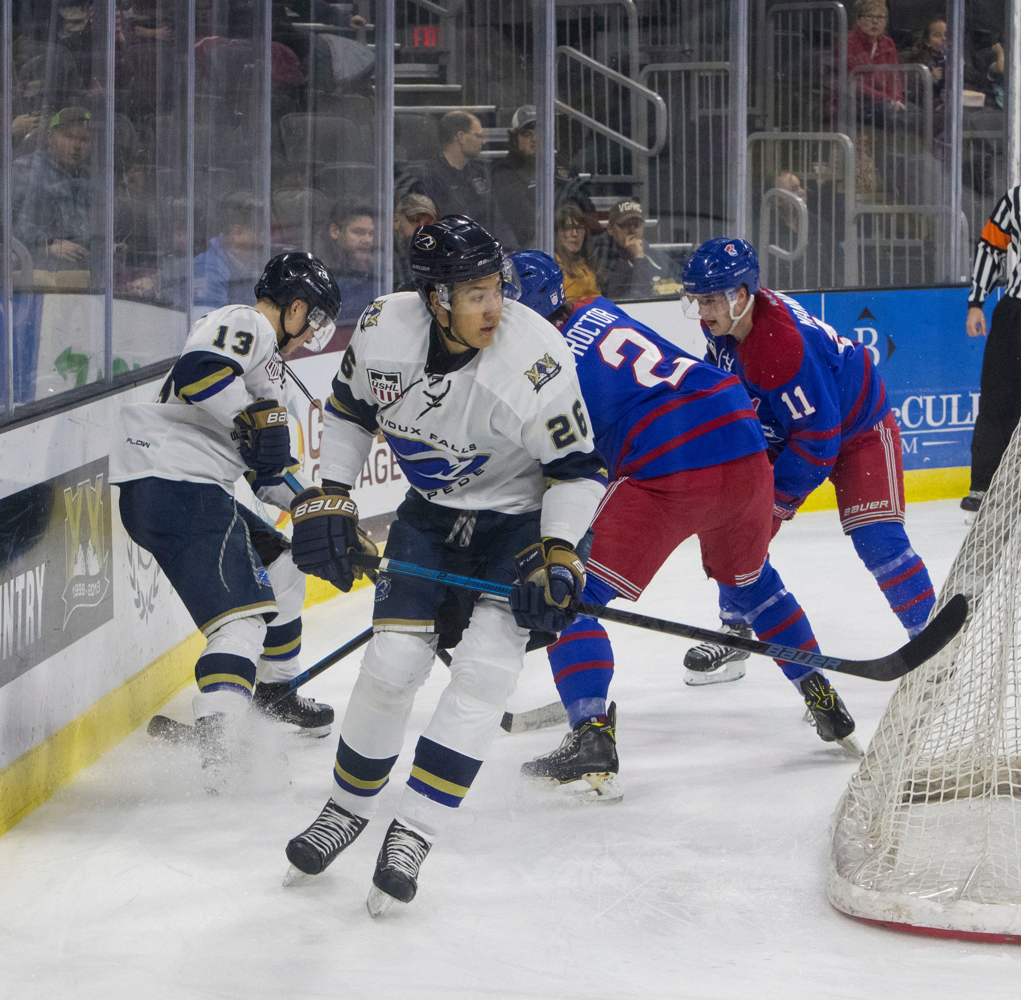 Clark Cup preview: Streaking Stampede face speedy Chicago Steel