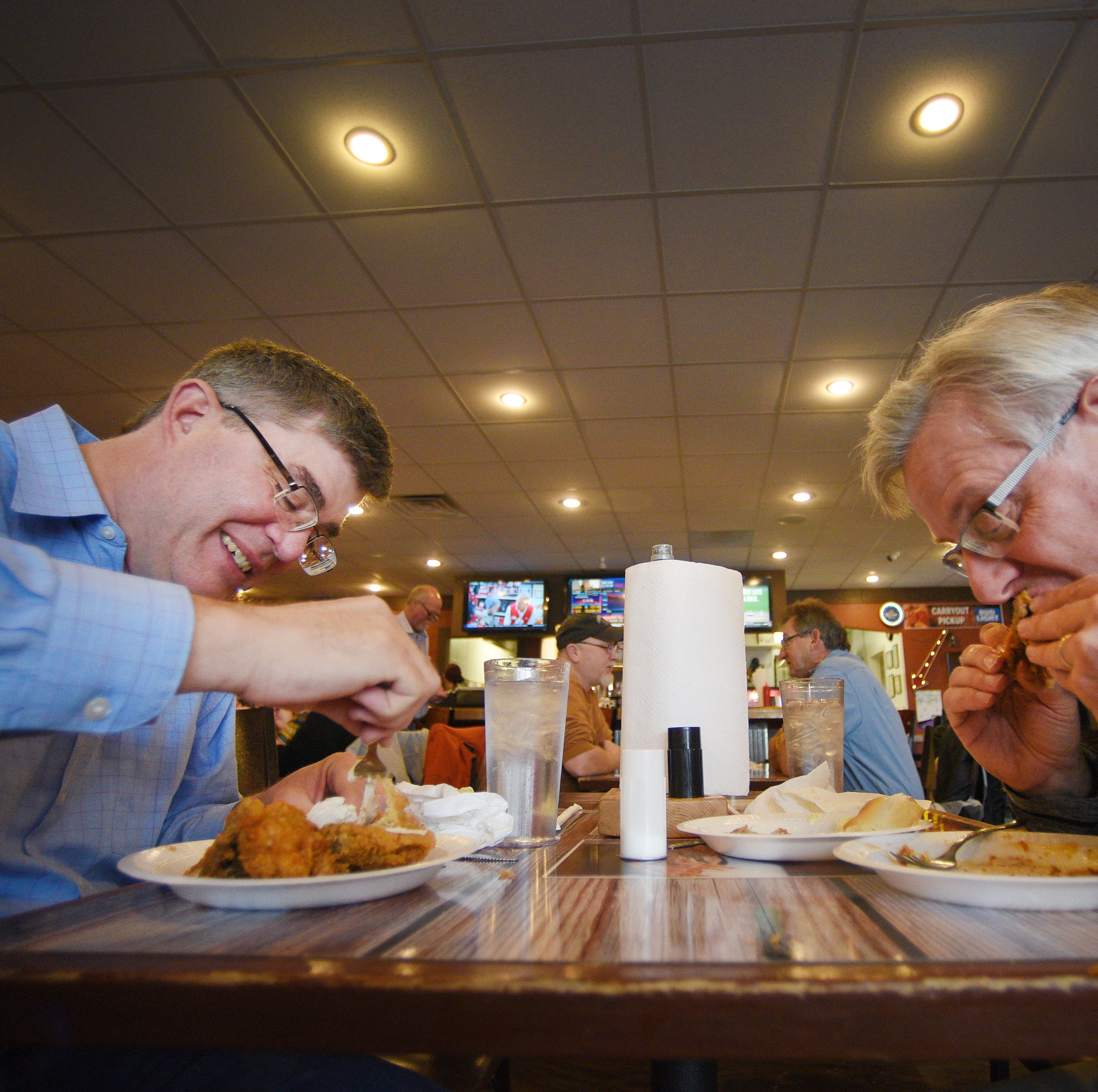 The Keg died. But Sioux Falls' love for its fried chicken brought it back to life.
