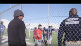 Carbon Trace Productions documents a migrant shelter in Texas.