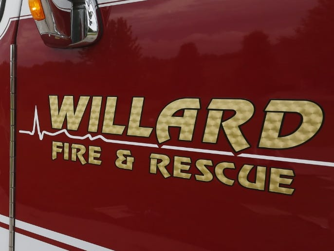 Man dies in tractor accident in Willard, fire chief says