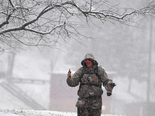 Winter Storm Snow