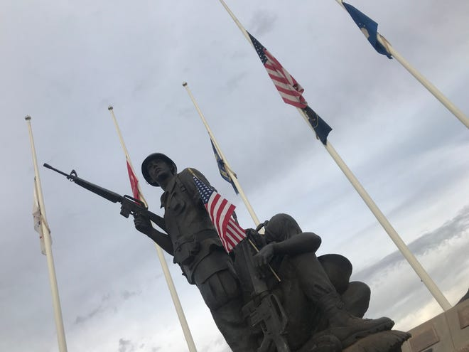 Area veterans are scheduled to hold a Pearl Harbor commemoration this Friday, Dec. 7, at 10:48 a.m., the same the date and hour locally that the Japanese opened a surprise strike on the U.S. Navy base in Hawaii in 1941, at the Tonaquint Cemetery Veterans Memorial in St. George.