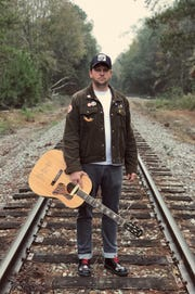 Singer-songwriter and folk artist Abe Partridge plays at a Purple House concert at 7 p.m. Thursday.