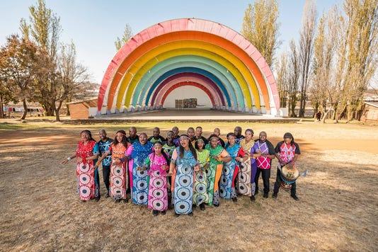 Gospel Soweto With Bandshell 2