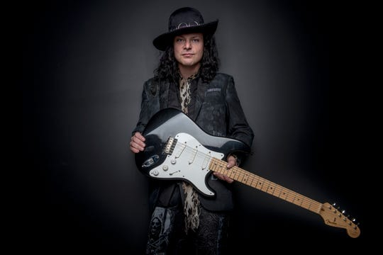 Hot young bluesman Anthony Gomes shreds and shares tunes from his latest CD Saturday at The Junction at Monroe