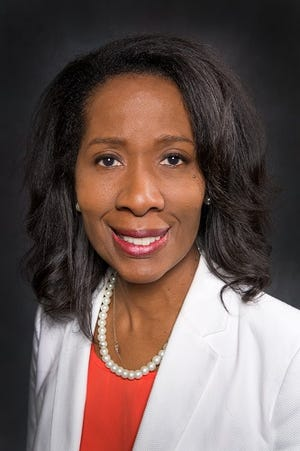 Dr. Genyne H. Boston is the new deputy athletics director at FAMU.