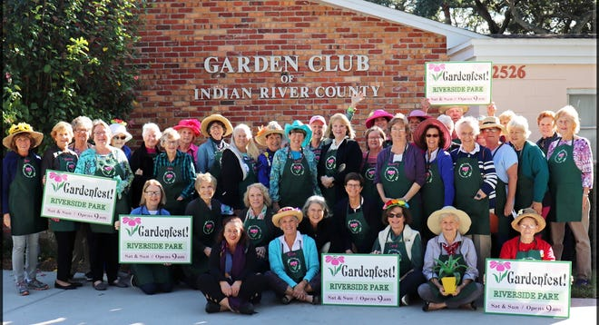 Gardenfest!– Nature's Finest Marketplaceishostedby the Garden Club of Indian River Countyandcelebrates everything garden.Gardenfest!chairmen spend the summer scouring the southto bringtogetherthe highest qualityvendors.