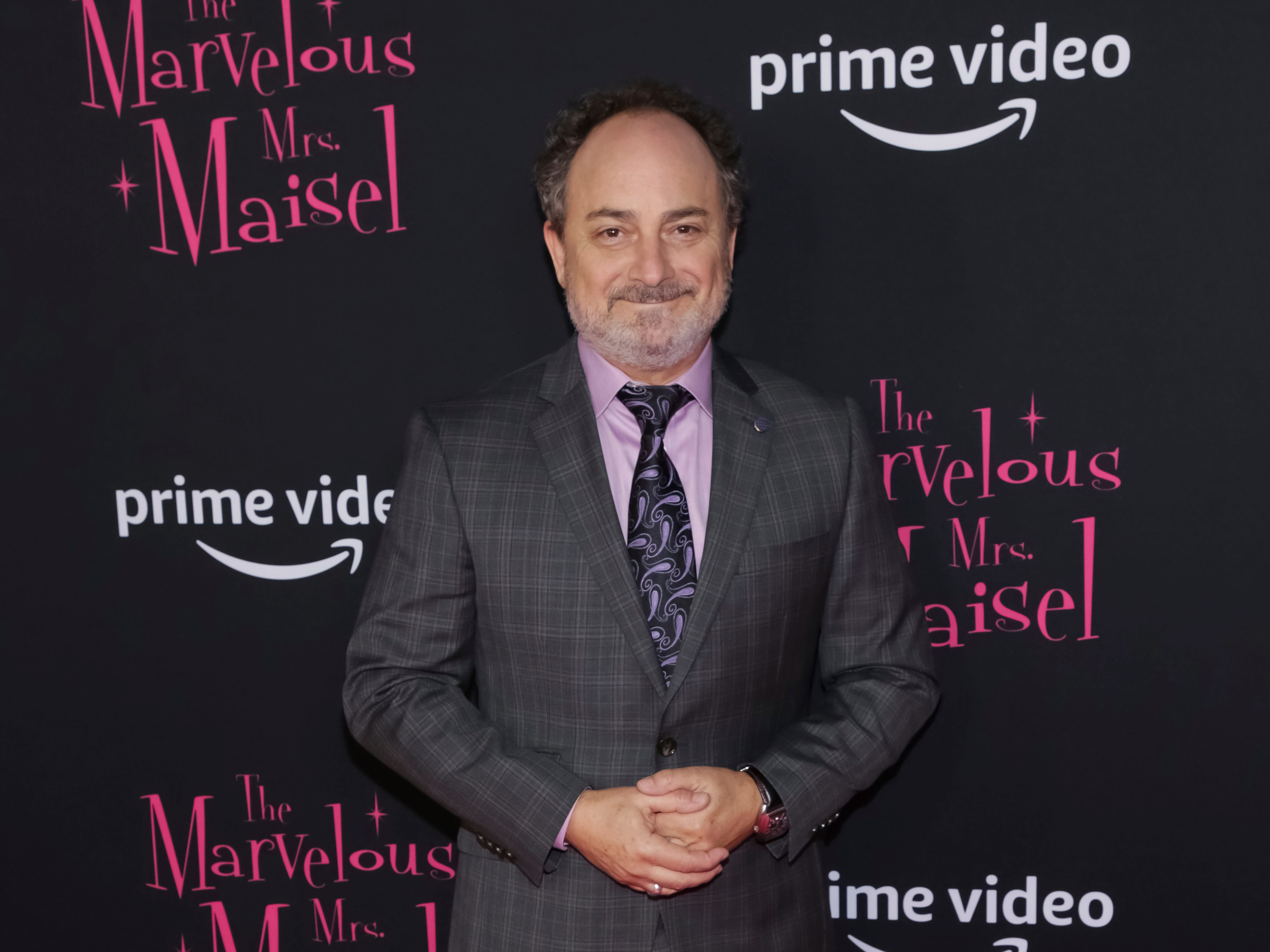 """Kevin Pollak attends the Amazon Prime Video original series """"The Marvelous Mrs. Maisel"""" season two premiere at the Paris Theatre on Thursday, Nov. 29, 2018, in New York."""