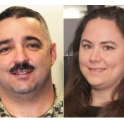 Navy honors pair of engineers in Ventura County