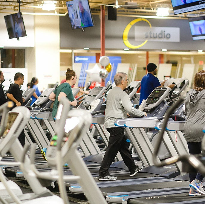 24 Hour Fitness opening a new location in Ventura